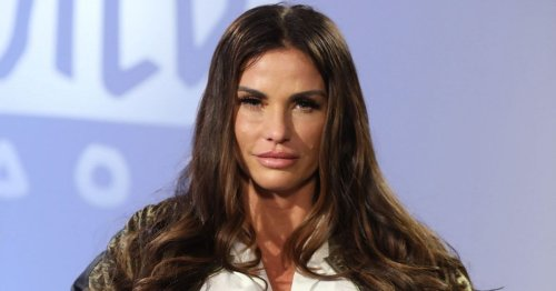 Katie Price goes shopping as she's seen for first time since entering rehab