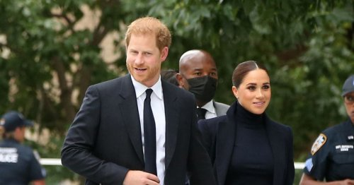 Harry and Meghan 'get Secret Service state protection' on £1,000-a-night trip