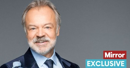 Graham Norton says lockdown made him realise he isn't ready to retire