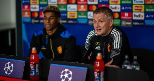 """Solskjaer slammed for taking """"cheap shot"""" at Man Utd star Rashford"""