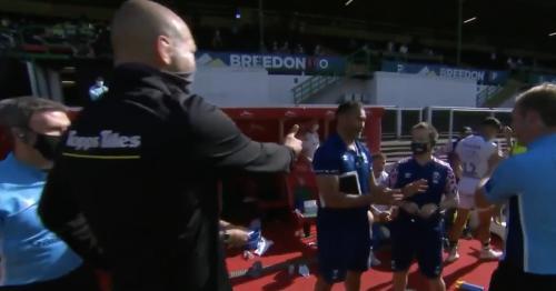 """Don't lie!"" - Leicester boss furious as Bristol Bears u-turn secures vital win"