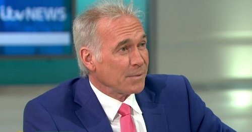 GMB's Dr Hilary Jones slams football for 'making a nonsense' of Covid rules