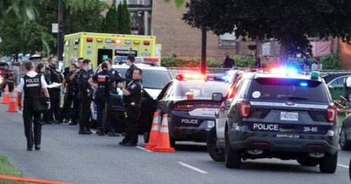 Gunman opens fire on apartment as drive-by shooting injures five in Montreal