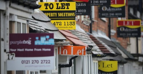 Renting a home is now cheaper than buying one for the first time in six years
