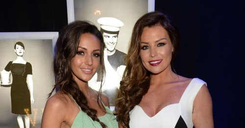 Jess Wright gushes over Michelle Keegan who is her 'sister and best friend'