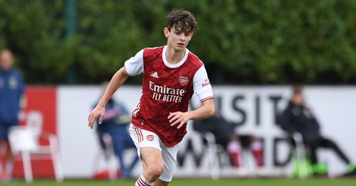 Introducing Charlie Patino - Arsenal's next big thing 'better than Wilshere'