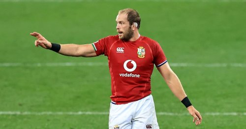 Alun Wyn Jones calls on Lions to 'put it right' in South Africa Test decider