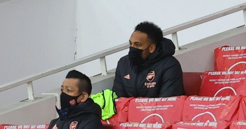 """Aubameyang handed harsh reality check after questioning Arsenal's """"integrity"""""""