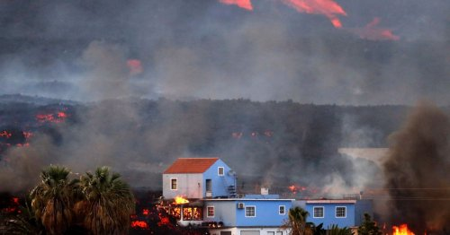 La Palma's second lava river to hit ocean in 'hours as explosions predicted