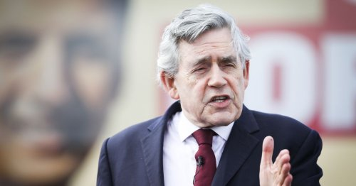 WHO recruit Gordon Brown for ambassador role after Covid jabs campaign