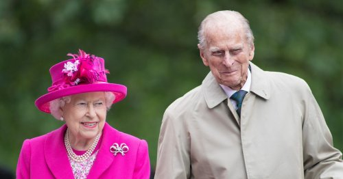Queen's response to Philip when he snapped 'Oh, do shut up, you silly woman'