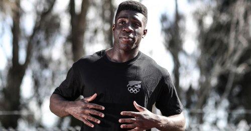 NZ sprinter Eddie Osei-Nketia on Crusaders radar after Tokyo 2020 Olympics snub