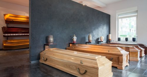 Crematoriums now cater for larger coffins - but you may need to buy two graves