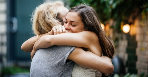 Family and friends 'to be allowed to hug each other from next week'