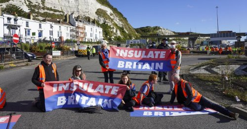 Insulate Britain protesters banned from roads in bid to keep Port of Dover clear
