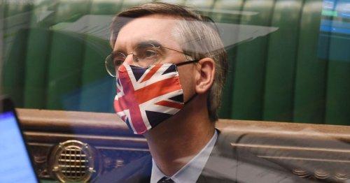 Jacob Rees-Mogg lambasts vaccine passports plans as Tory split grows