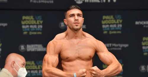 """Tommy Fury promises he will """"end Jake Paul's career"""" as fight edges closer"""