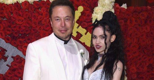 Grimes jokes she's going to start lesbian commune in space after Elon Musk split