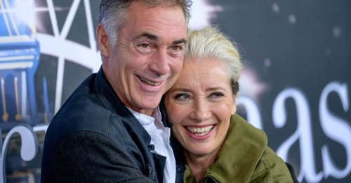 Emma Thompson laughs off 'Strictly Curse' and gave husband Greg Wise condoms