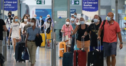 Unvaccinated Brits stuck in Spain unable to get negative test to fly home