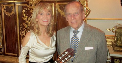 Prince Philip's 40-yr pen pal on private jets, sing songs and mischievous side