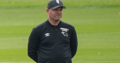 Derby County issues statement as photos of Wayne Rooney asleep in hotel emerge