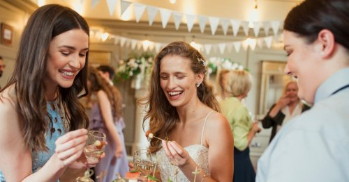 'I'm not having an entirely vegan menu for my wedding just for one guest'