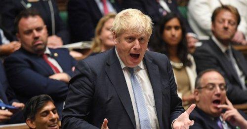 Boris Johnson 'scraps' building shakeup as poll slump leaves Tories in meltdown
