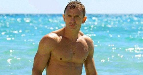 Daniel Craig's personal trainer explains how James Bond star got his 007 bod