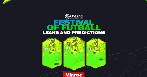 FIFA 21 Festival of FUTball leaks and predictions including Path to Glory
