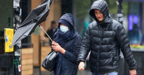 Storm with 60mph winds and heavy rain to batter Britain before snow hits