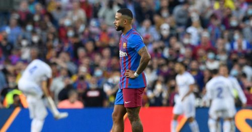 Depay's early Barcelona promise fades as extent of Messi over-reliance laid bare