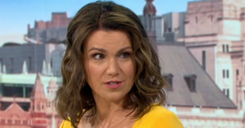 Susanna Reid defends Prince Harry and says he has right to 'tell his own truth'