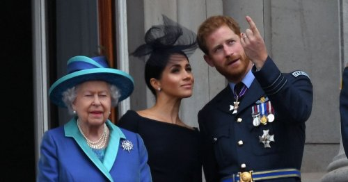 Meghan and Harry must visit Queen with Lilibet for 'family unity', says author