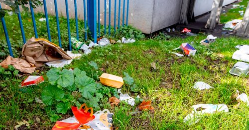 Horror scenes at tower block where 'residents throw dirty nappies from windows'