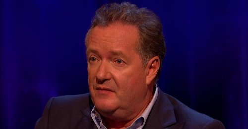 Piers Morgan picks his ultimate England XI as Beckham and Gerrard snubbed
