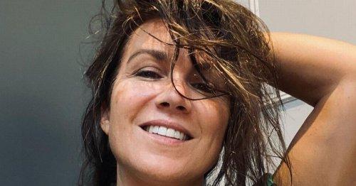 Susanna Reid has fans in awe over gorgeous rain-soaked selfie