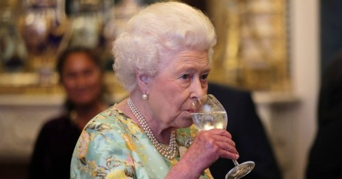 Queen's cheeky message to royal kitchen staff after finding dead slug in meal