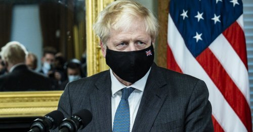 Boris Johnson dumps dream of US trade deal 4 years after saying we'd be 'first'