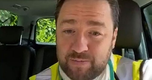 Jason Manford slams NHS GP appointment system after 'urgent' scan failure