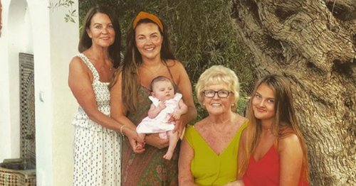 EastEnders star Lacey Turner two real life sisters are also famous soap stars