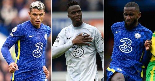 Chelsea star Mendy proves teammates Silva and Rudiger right on Ballon d'Or snub