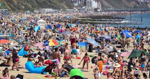 African plume set to bring sizzling heatwave back to Britain in just two weeks