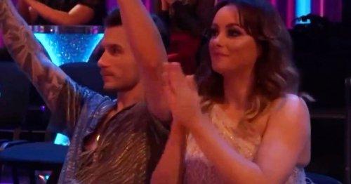 Strictly fans adore Gorka Marquez's sweet gesture to Rose Ayling-Ellis