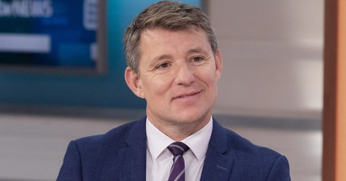 Ben Shephard says it's 'perfect timing' as leg injury rules him out of Strictly