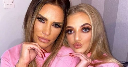 Katie Price's daughters are transforming into mini-mes of famous mum