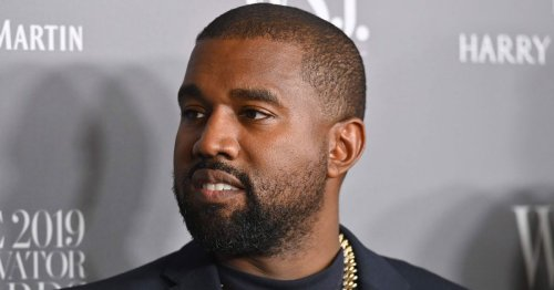 Kanye West breaks social media silence with X-ray of son's broken arm