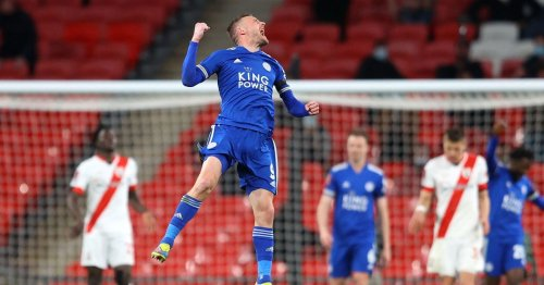 Vardy to break yet another record as he bids for FA Cup glory with Leicester
