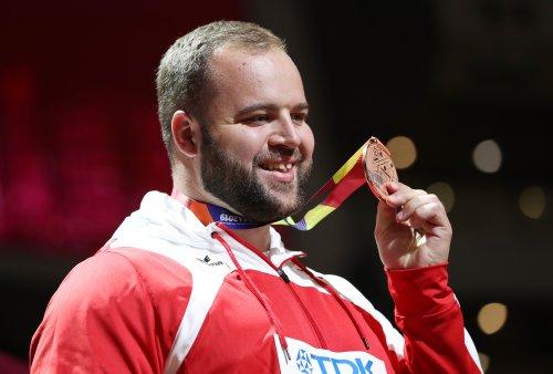 Lukas Weißhaidinger holt fünfte Olympia-Medaille für Österreich