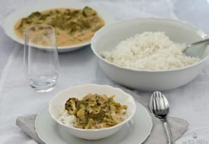 Rezeptvorschlag: Thai Curry mild